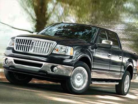 2007 Lincoln Mark LT Pickup 4D 5 1/2 ft  photo